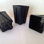 9x9x13   0.8 litre grid base - 100 pots