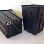 13x13x18 2.4 litre grid base - 100 pots